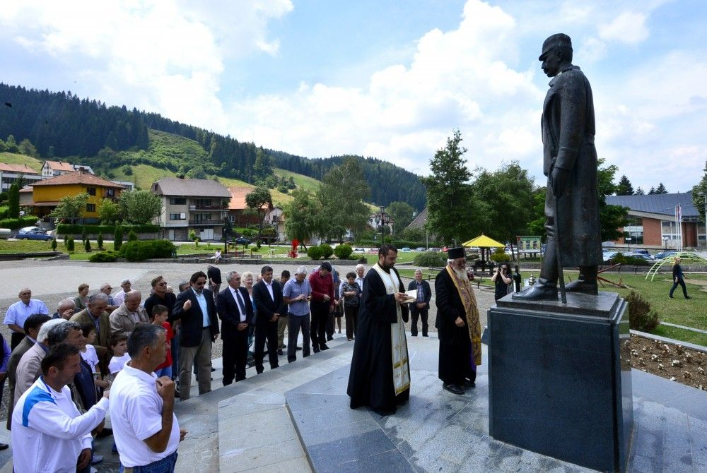Počast u slavu vojvode Bojovića