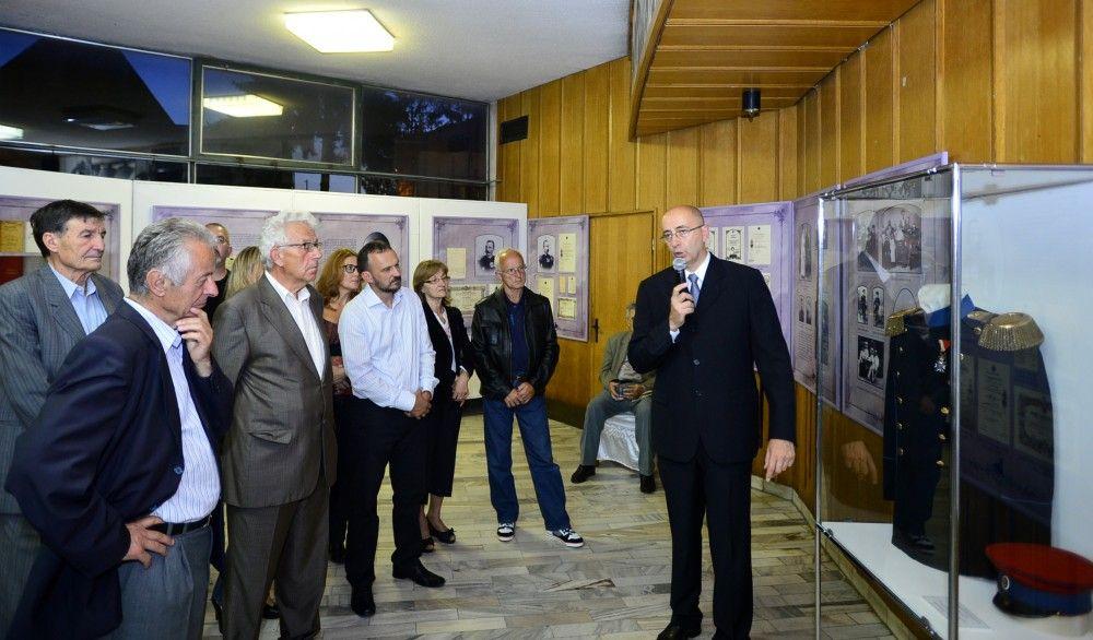 Prikupljanje  gradje pocelo pre 30 godina - kustos Radivoje Bojovic na otvaranju izlozbe