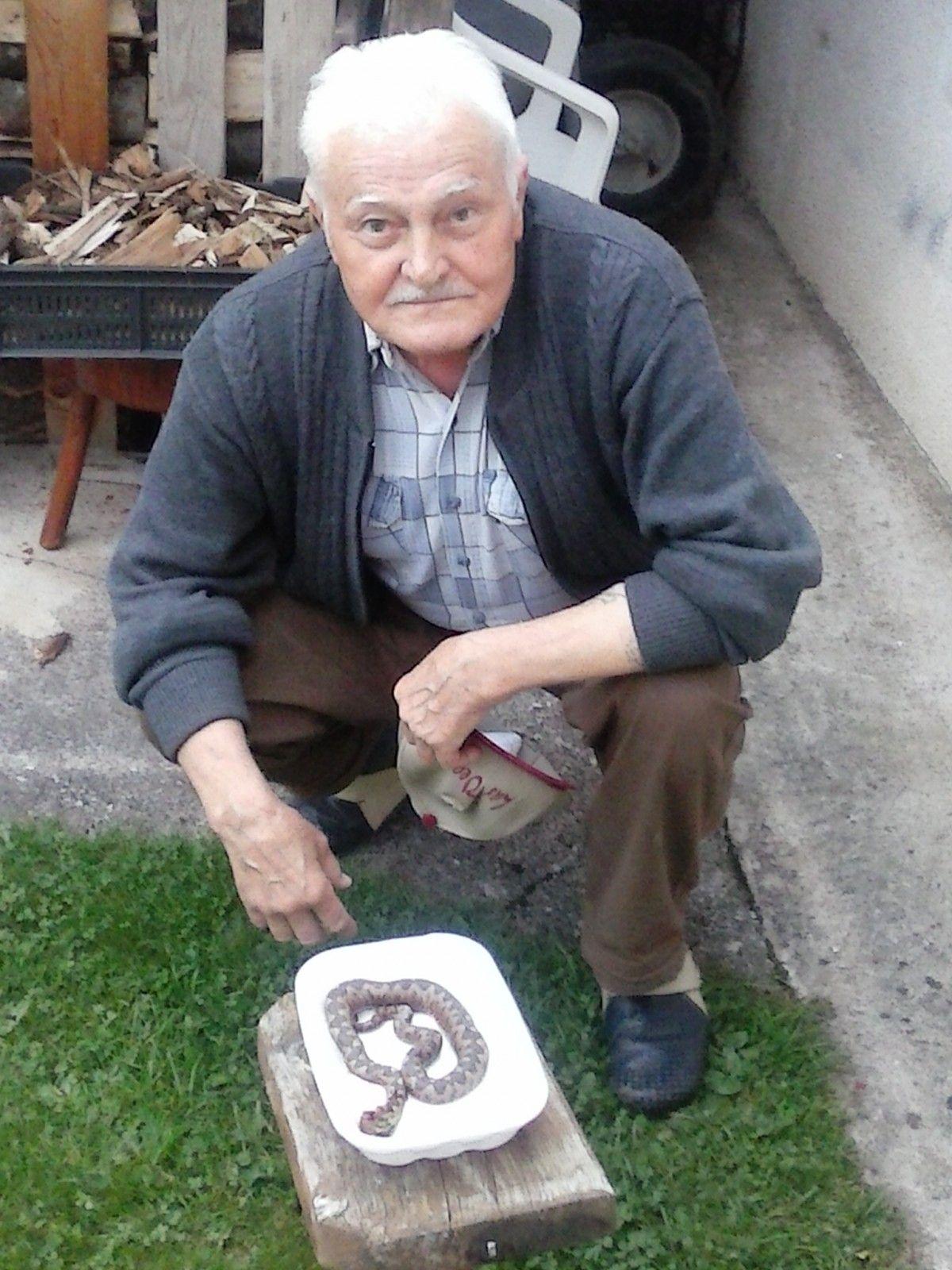 "Anđelko Bošković pred radionicom i ""šarkom"""
