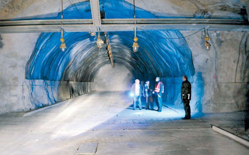 Vojni tunel u Bistrici