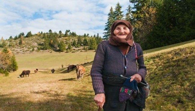 Starica iz Stitkova