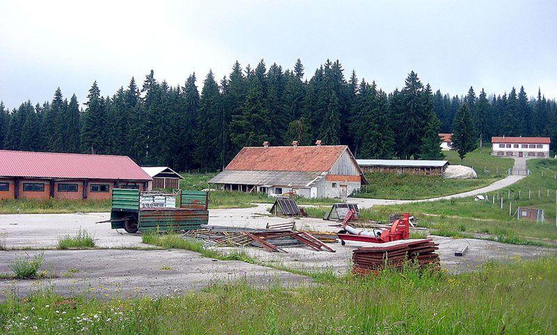Farma na Zlataru