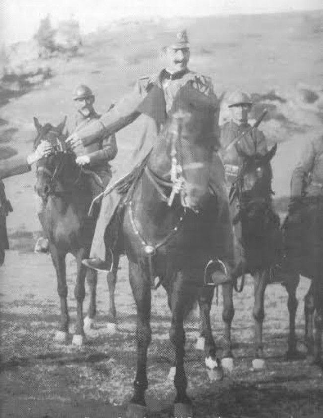 Командант Смиљанић уочи пробоја Солунског фронта