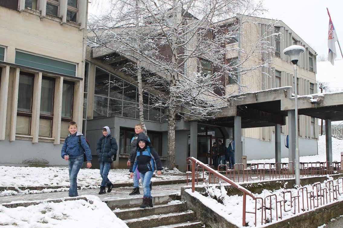 Нова школска зграда
