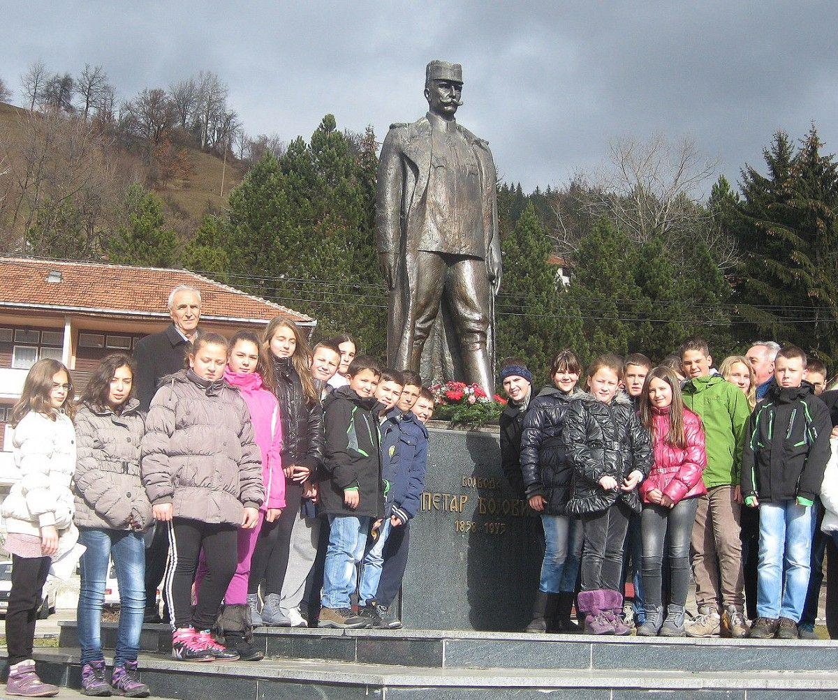 Споменик војводи Петру Бојовићу