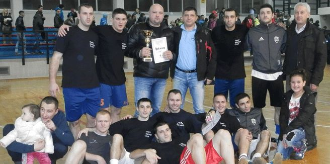 Ekipa Skvera na Božićnom turniru