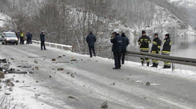 Nesreca na Zlatarskoj jezeru