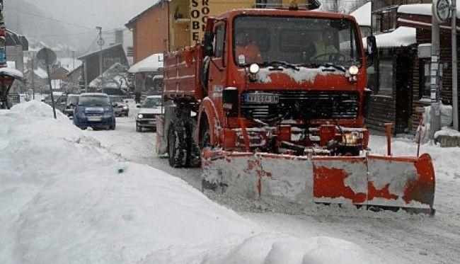Nova Varos Sneg
