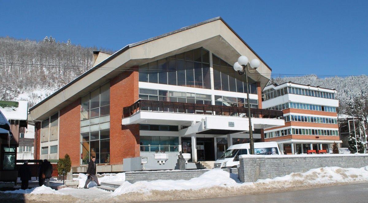 Дом културе Јован Томић
