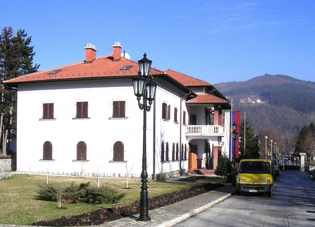 Prijepolje vladicanski dvor