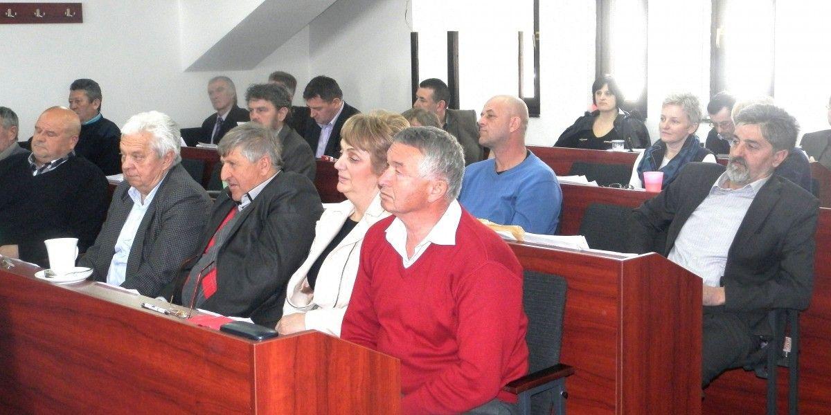 Седница скупштине Општине Нова Варош