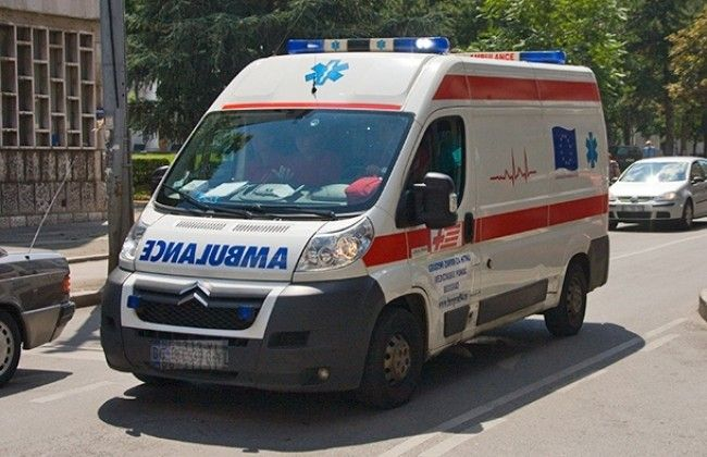 Ambulantno vozilo