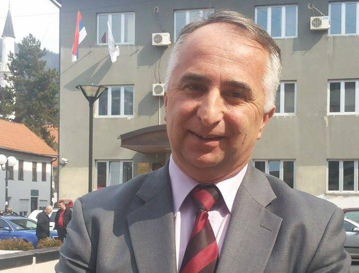 Председник општине Пријепоље Емир Хашимбеговић