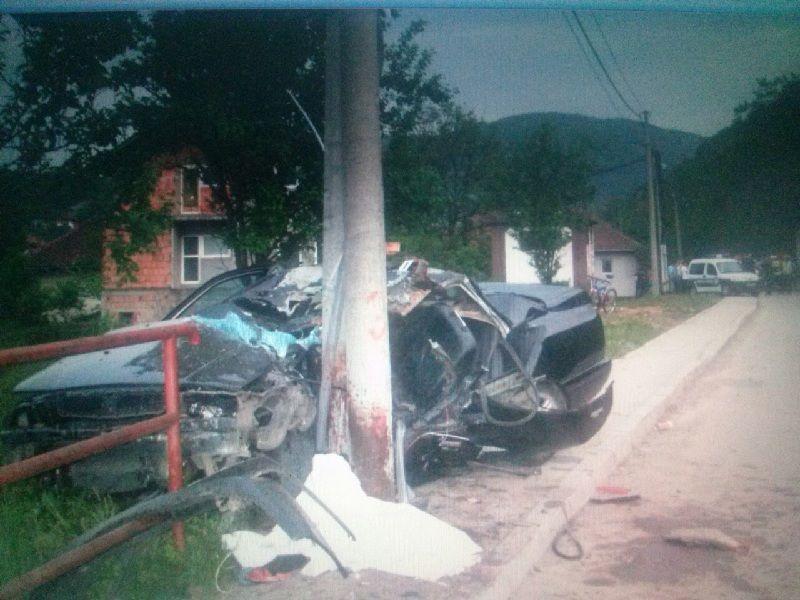 Nesreca u Prijepolju - zalug