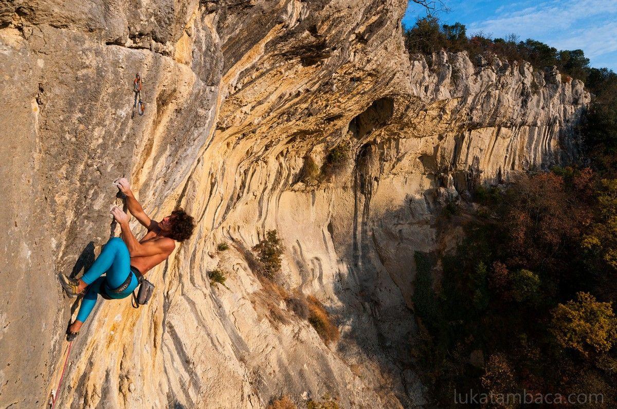 Penjanje na prirodnu stenu