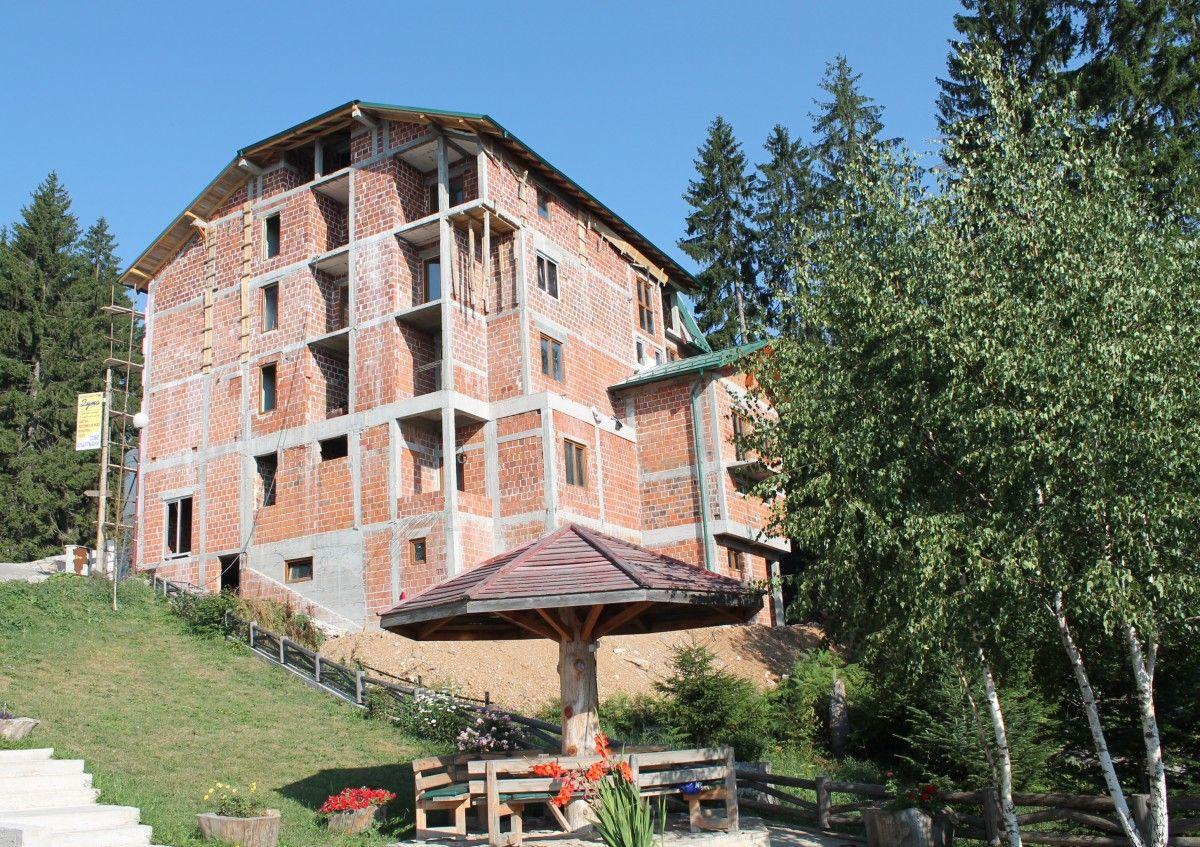 Нови хотел на Златару (Путеви Златар)