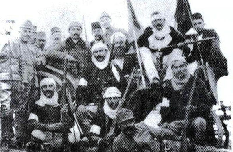 Ђурумлије - добровољци из сјеничког краја у аустро-угарској војсци