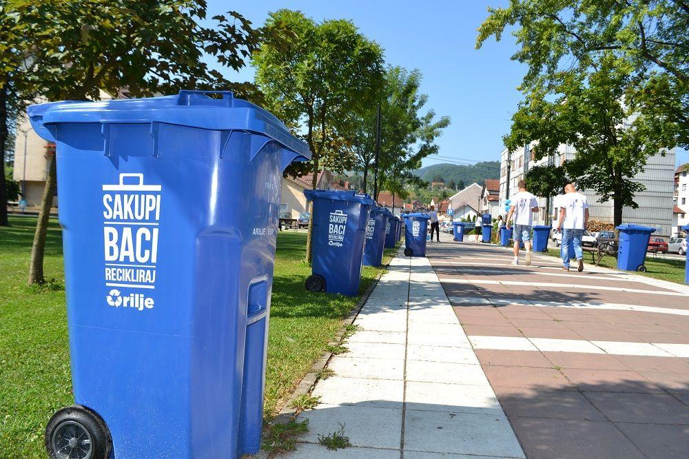 Sakupi, baci, recikliraj