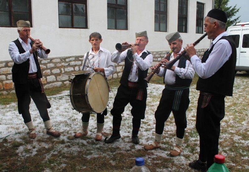 Шалипури из села Прибојска Голеша