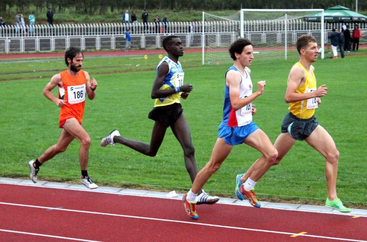 Atletski miting trka na 5000 metara