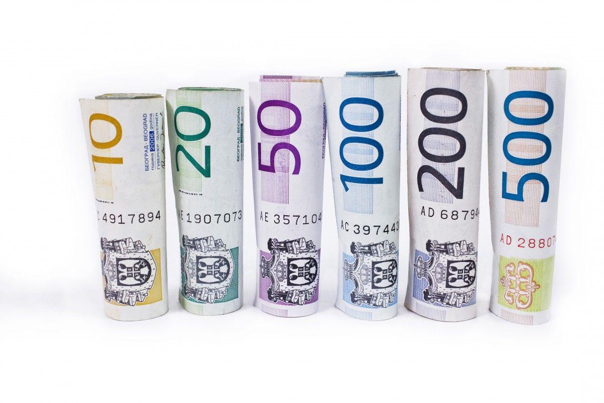 Novac dinari