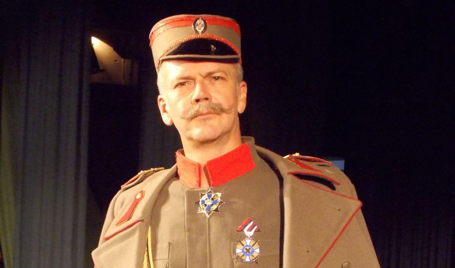 Predstava o vojvodi Petru Bojovicu