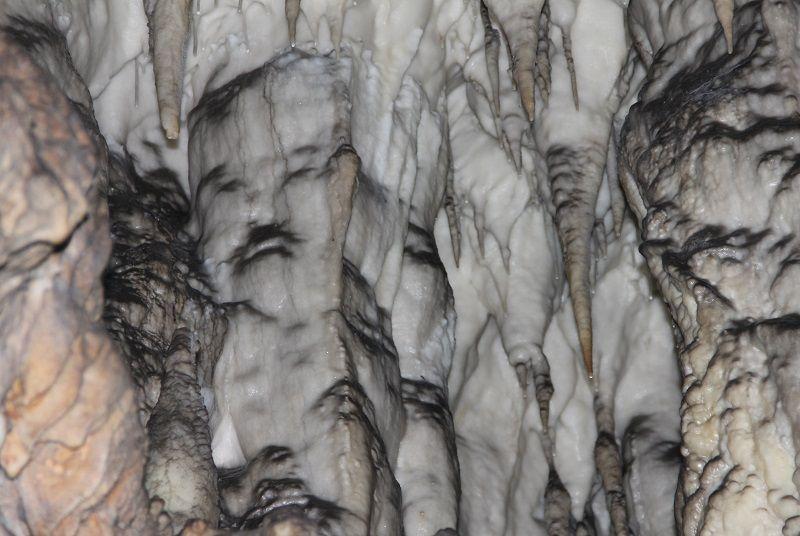 Лик старца у Леденој пећини