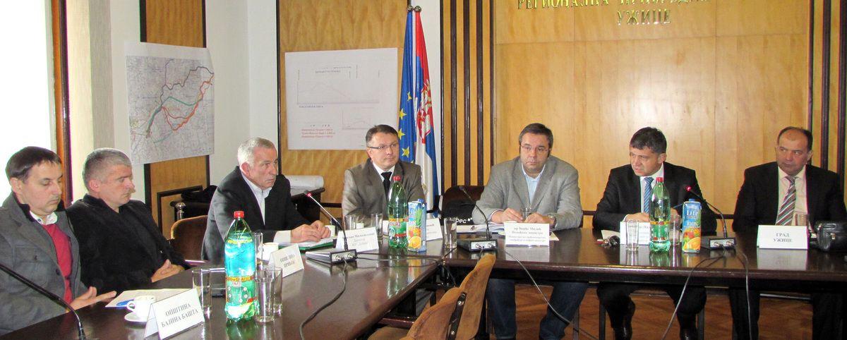 Аутопут кичма развоја Златиборског округа - са седнице Савета