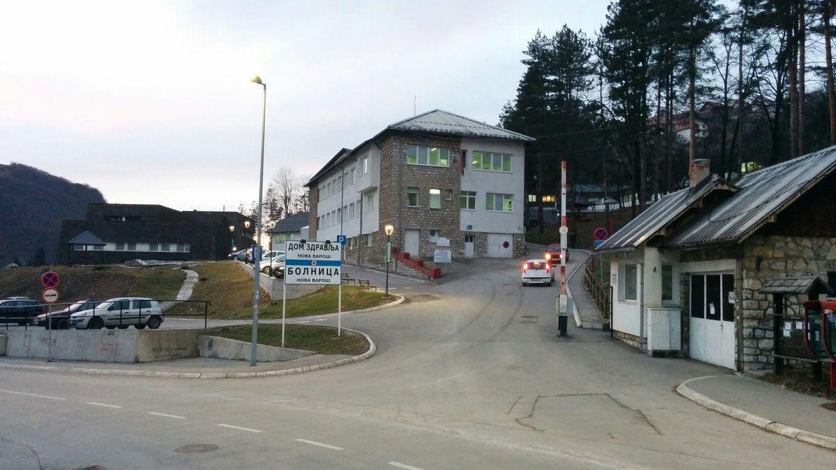 Bolnica (dom zdravlja) u Novoj Varoši