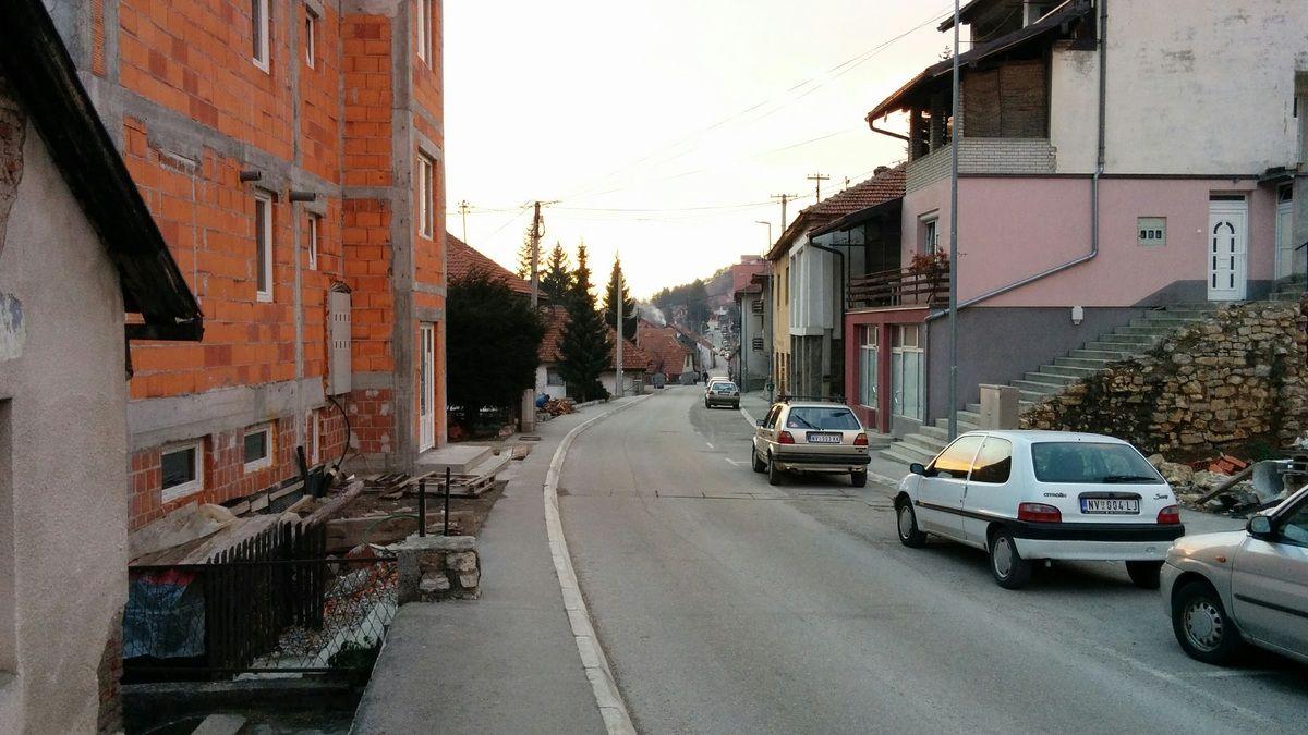 Nova Varoš - Gornja ulica