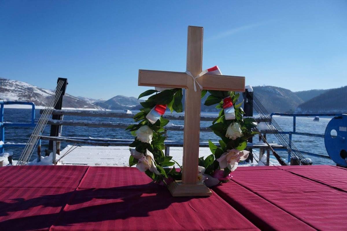 Časni krst - Bogojavljenje 2016 - Zlatarsko jezero