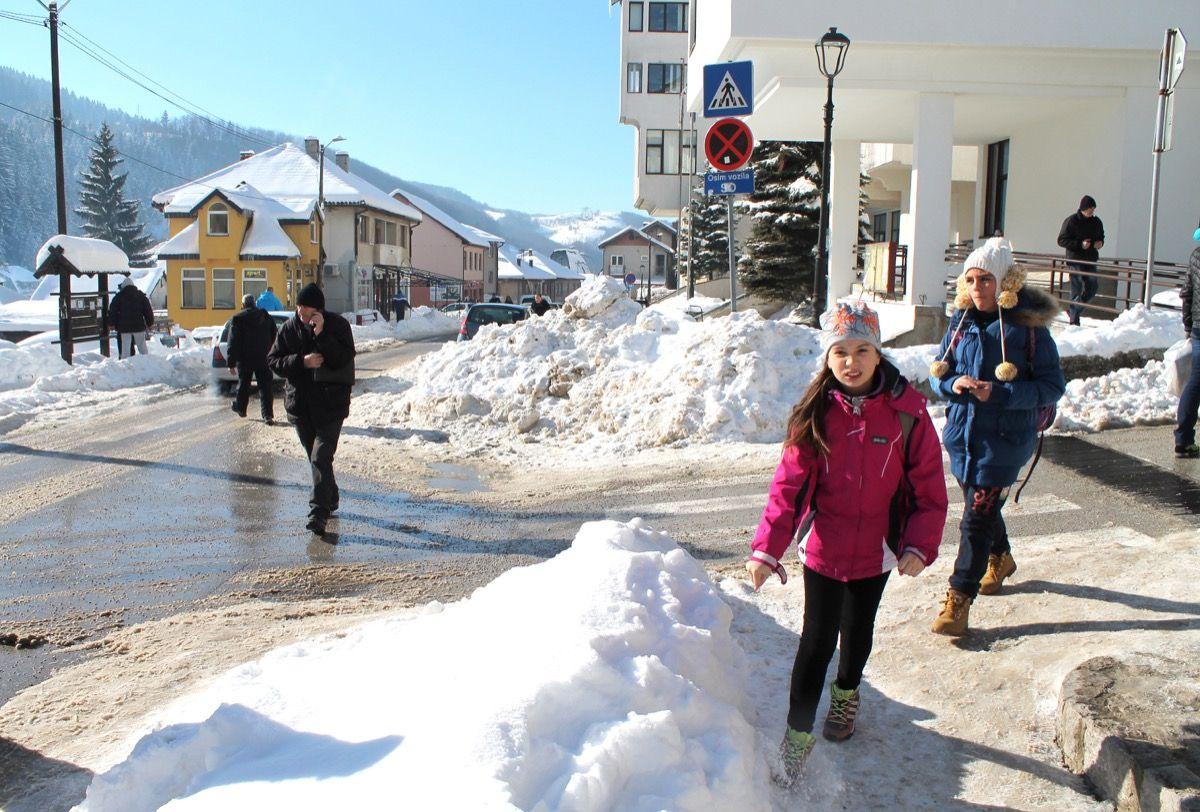 Нова Варош горња улица