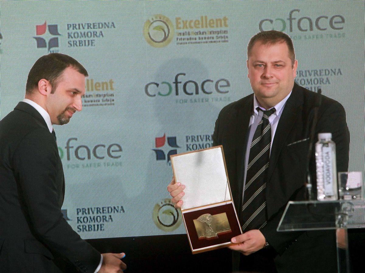 Branko Bjelic nagrada
