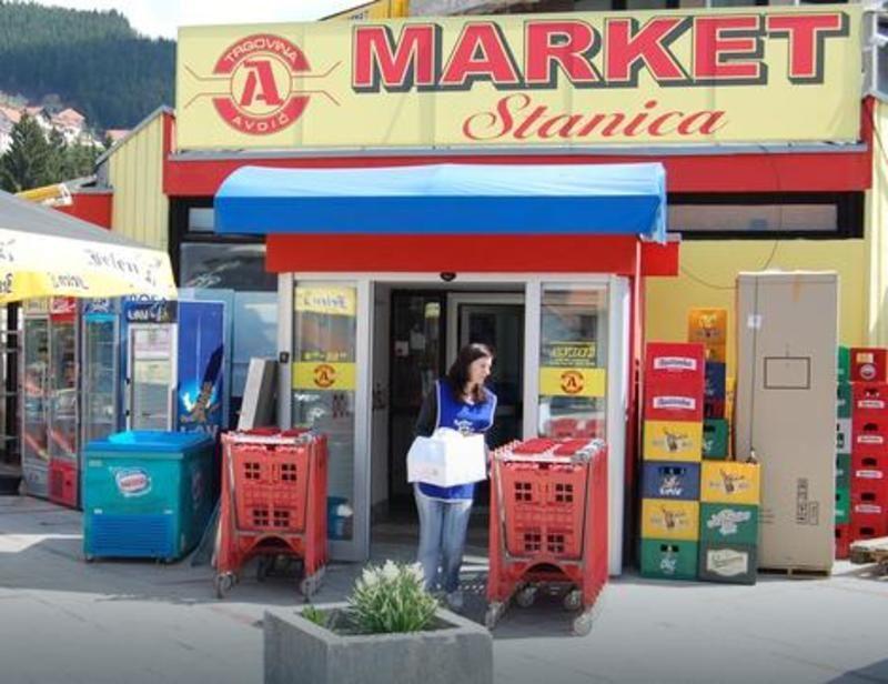 Market Stanica Nova Varos