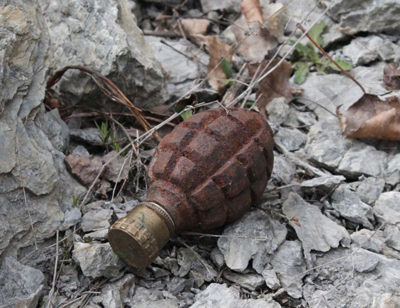"""Bomba """"Кашикара"""" откривена при крчењу амбара"""