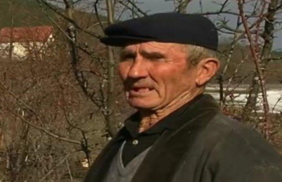 Starac Darko Zečević iz Draglice kod Nove Varoši
