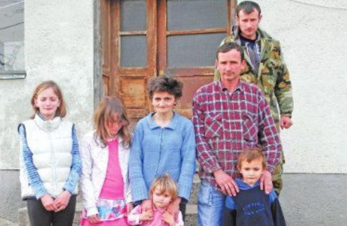 Porodica Simeunovic iz Buradje