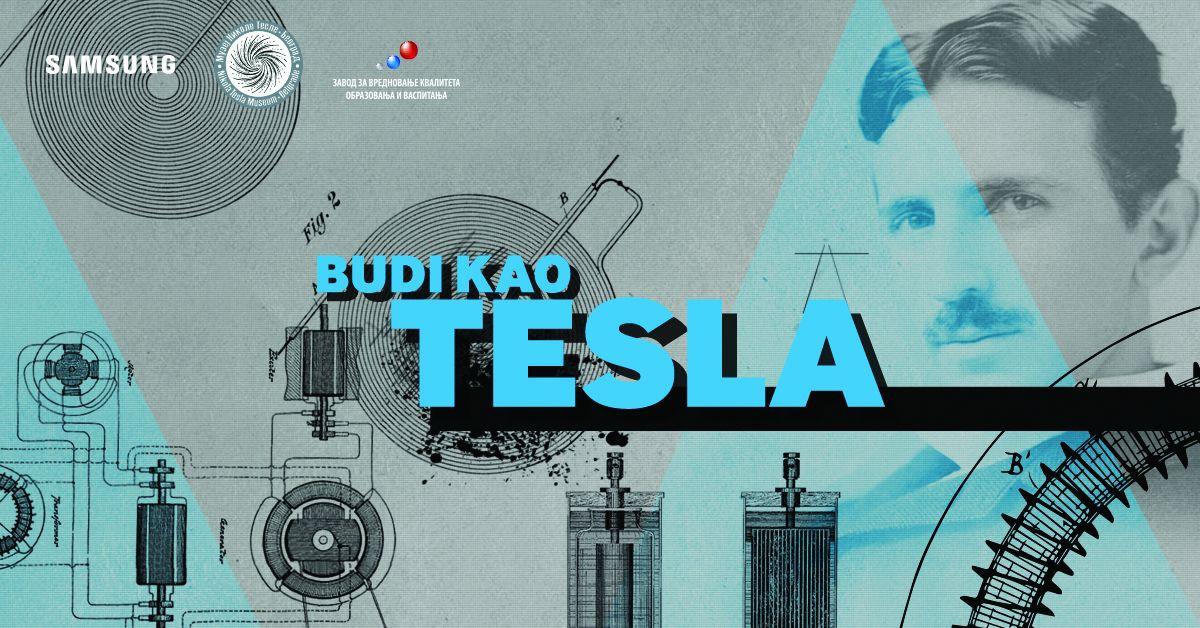 Budi kao Tesla