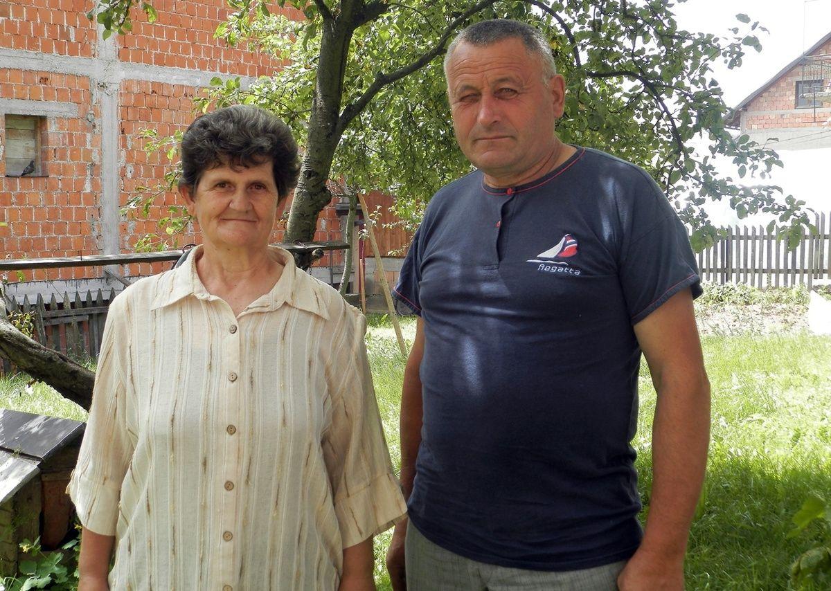 Otrovali se pečurkama: Radojko i Milomirka Jadzić