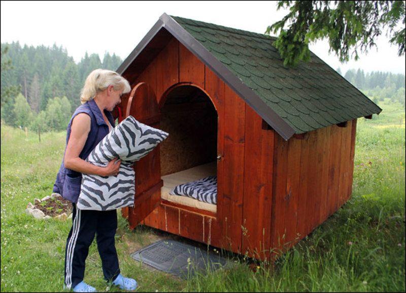 Kucerak / Љубавно гнездо за мирнији сан
