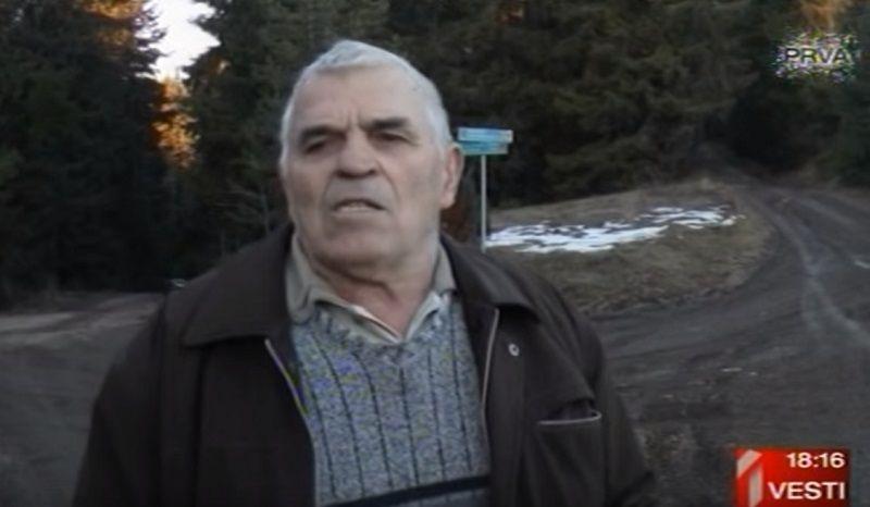 Војислав Љујић - село Правошево