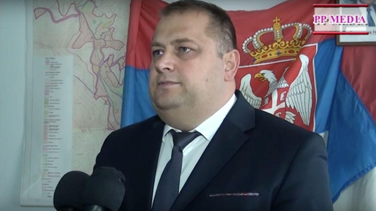 Бранко Бјелић бивши председник општине Нова Варош
