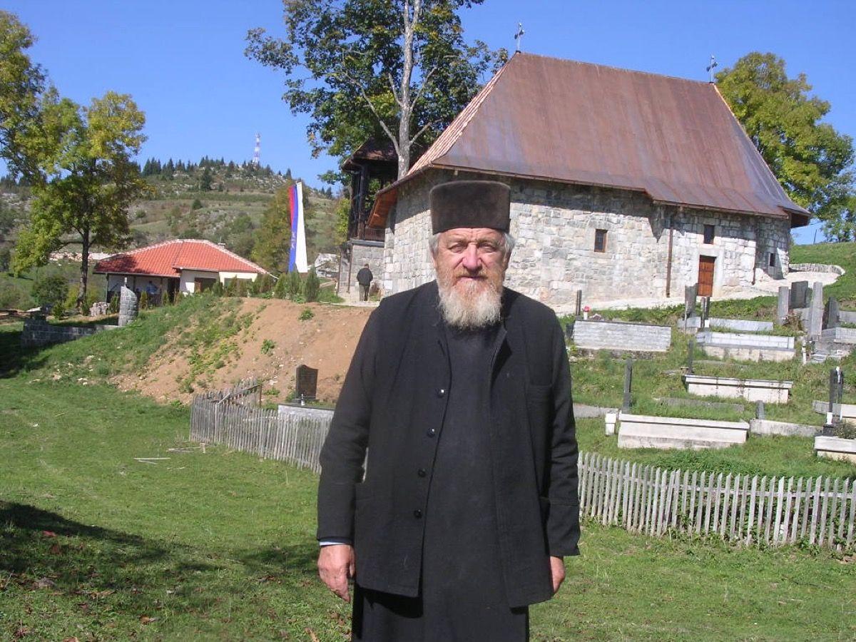 Pola veka monaskog zivota - arhimandrit Makarije u Dubnici