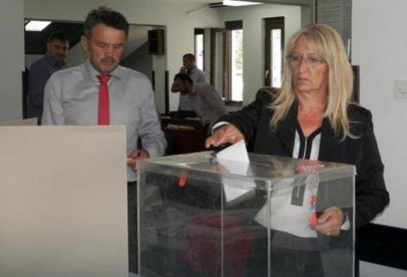 Гордана Кхоуитар одборница