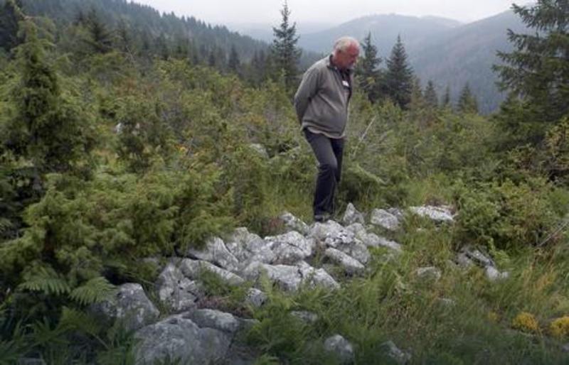 Kamena ograda kneza Milosa u Trudovu stara 180 godina