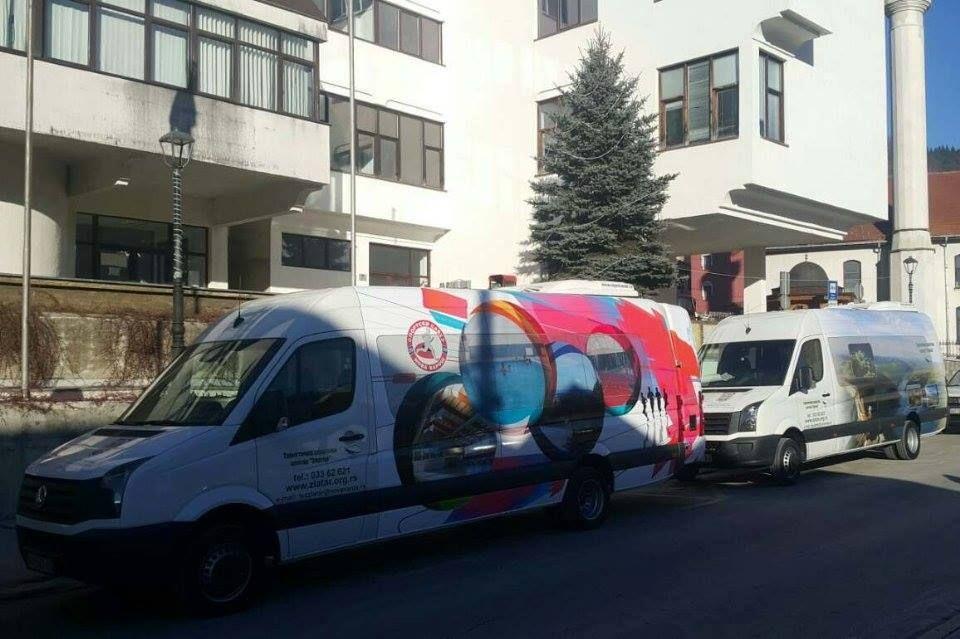 Kombi vozila TSC Zlatar