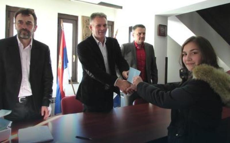 Opština nagradila najbolje đake i studente