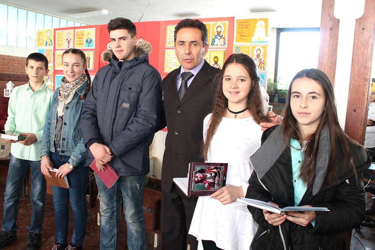 Сави у част - ученици награђени за литерарне радове