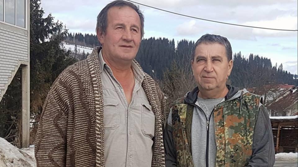 Dovitljive komšije Stanko Brajović i Ljubiša Bjelić