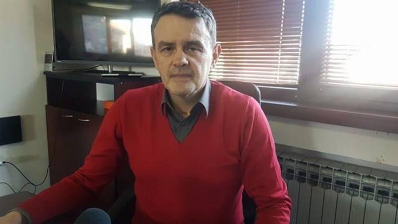 Никола Јелић власник угоститељког објекта  Нана
